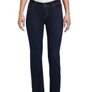 Curvy fit Lee Jeans